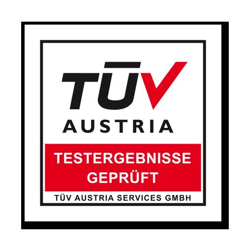 TÜV Austria Siegel